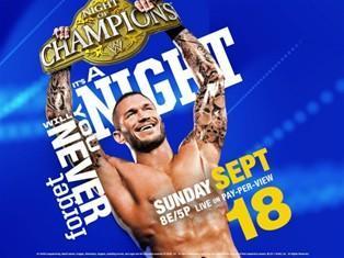 Affiche Nuit des Champions 2011