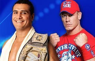 Championnat de la WWE : Alberto Del Rio affronte John Cena