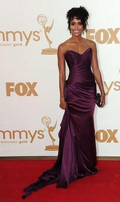 Emmy Awards 2011 - Red Carpet #1