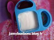 J'ai testé yaourt bonbons pétillent dans bouche