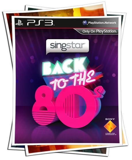 [NEWS JEUX] LISTE DES TITRES DE «SINGSTAR BACK TO THE 80′s»