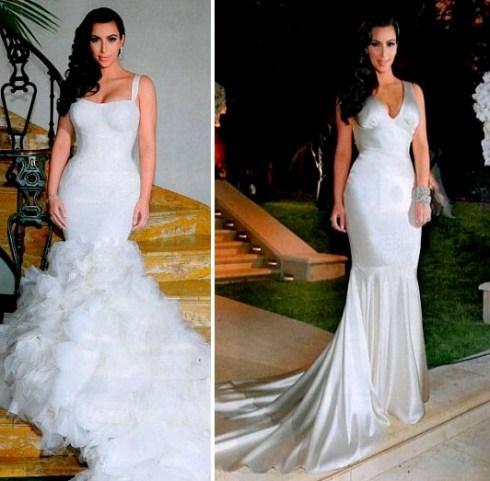 Inspiration Mariage… Kim Kardashian Wedding! - Paperblog