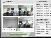 connectées SmartTV accueillent solution surveillance contrôle maison