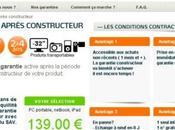 GarantiePrivée.com extension garantie après constructeur
