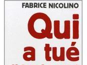 l'écologie Fabrice Nicolino