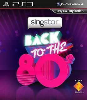 Retour aux années 80 avec Singstar