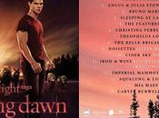 Liste chansons Breaking Dawn partie
