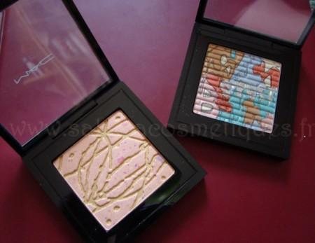 Collection Art of Powder de M.A.C : l'art en boitier