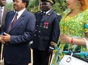 Banda Kani soutient Paul Biya