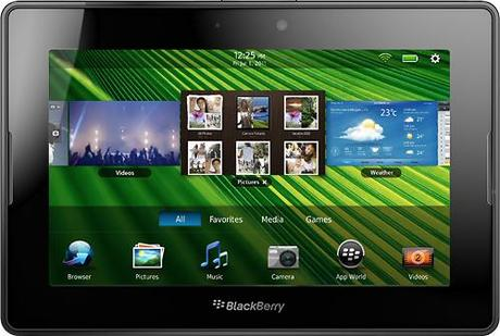 blackberry playbook La PlayBook de Blackberry bradée à 300$ aux Etats Unis