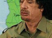 Libye retour pétaradant Kadhafi Gaddafi back