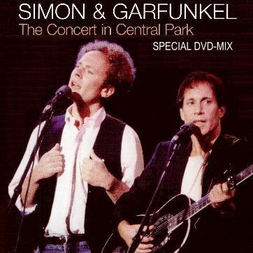 Simon & Garfunkel the concert in central park in 1981