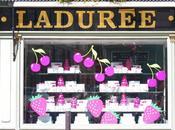afternoon Paris Ladurée