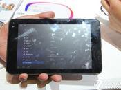 T98, cette tablette tactile basée sous Tegra