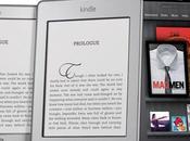 Amazon Kindle reader tablette, quatre nouveaux modèles pour dominer marché