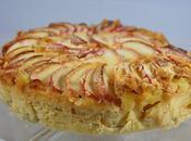 Gâteau pommes savoureux