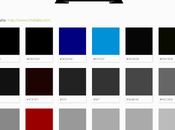 Récupérer clic palette couleurs d'un site