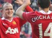 Chicharito Rooney pour Norwich