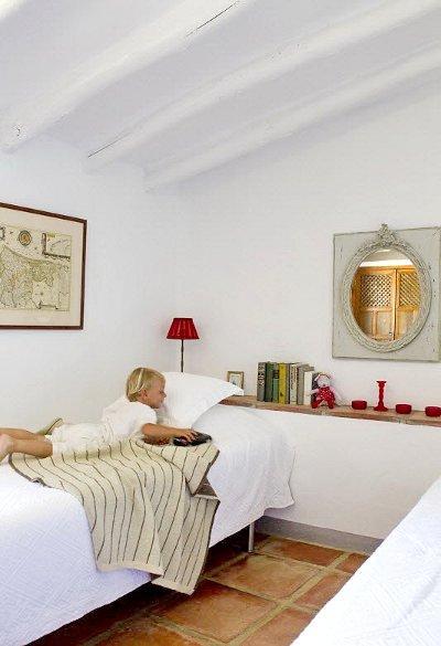 Une maison de campagne chic et chaleureuse en Espagne - À Lire