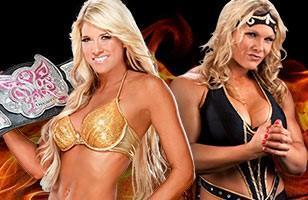 Kelly Kelly perd sa ceinture au profit de beth Phoenix