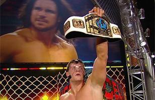 Le champion Intercontinental Cody Rhodes face à John Morrison
