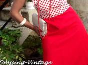 Quand Bernadette dressing vintage fait pretty woman