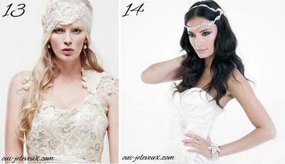 20 coiffures mariage bohème 2012? Oui, je le veux!