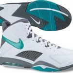 nike air maestro flight white cool grey deep royal blue new green 150x150 Nike Air Maestro Flight Eté 2012