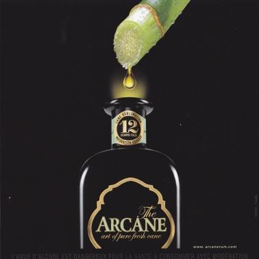 Rhum Arcane, une autre idée du rhum