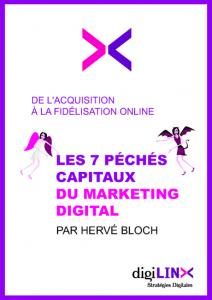 Le magazine pro de la semaine: Les 7 péchés capitaux du marketing digital