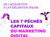 magazine semaine: péchés capitaux marketing digital
