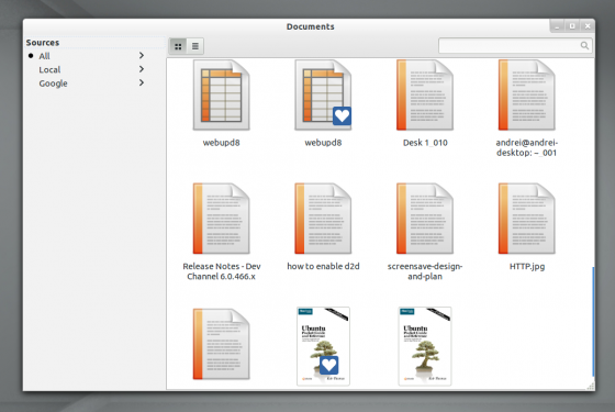 gnome documents 2 560x375 Installer Gnome Documents sur Ubuntu 11.10 Oneiric