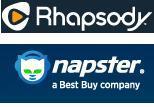 Musique numérique à la demande : Rhapsody rachète Napster