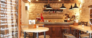 Frenchie : du côté du bar à vins