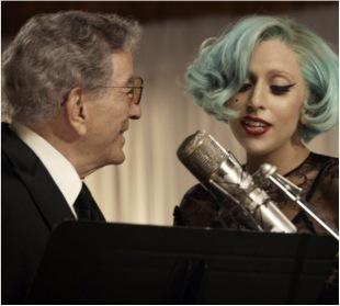 Lady GaGa is a Tramp...pour Tony Bennett