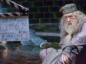 coulisses tournage d'Harry Potter photos)