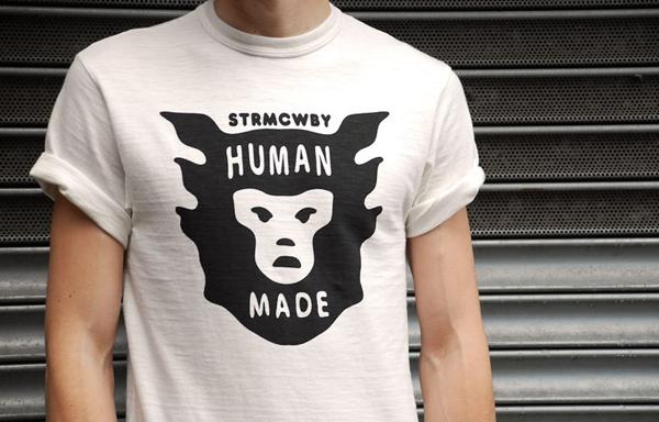 HUMAN MADE – F/W 2011 TEE COLLECTION