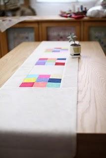 JOGAKBO - carré de tissu à la coréenne