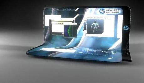 hp HP et ses technologies du futur pour Real Steel