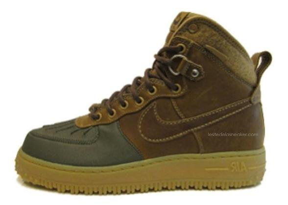 nike air force 1 duckboot Nike Air Force 1 Duckboot Beechtree Army pre order