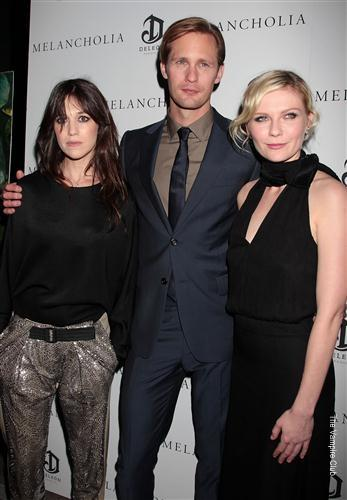 "Alexander Skarsgård: 49th Annual New York Film Festival Premiere Of ""Melancholia"" – After Party"