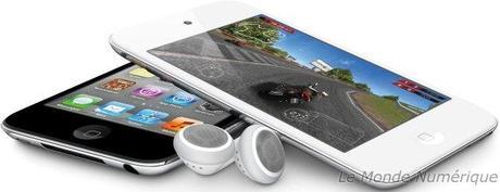 Un nouvel iPod Touch de 64 Go à partir du 12 octobre