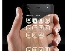 L'Iphone puissant intelligent place l'Iphone