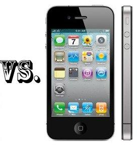 Comparatif iPhone 4GS et iPhone 4 : and the winner is…