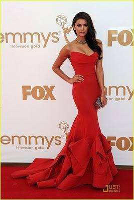 Emmy Awards 2011 - Red Carpet #5