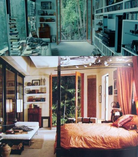 La chambre d'Edward Cullen...