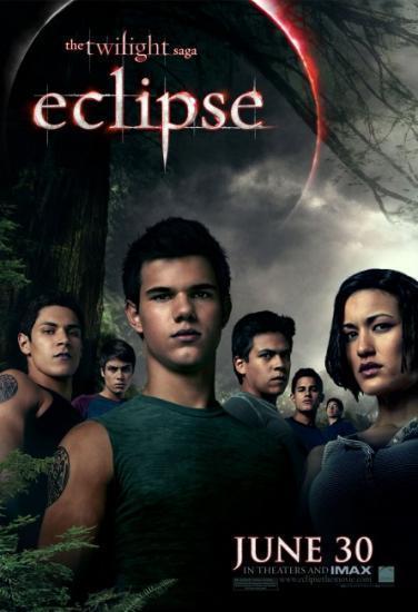 Les Cullens et le Wolf Pack,enfin les Posters!