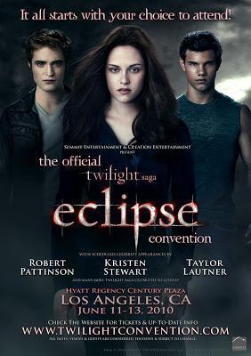 Convention Twilight Eclipse en Juin!
