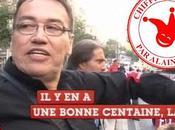 jolie bouffonnerie Occupy Wall Street