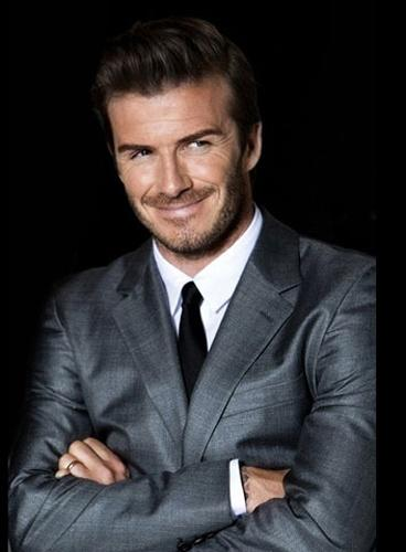 David Beckham booste sa libido